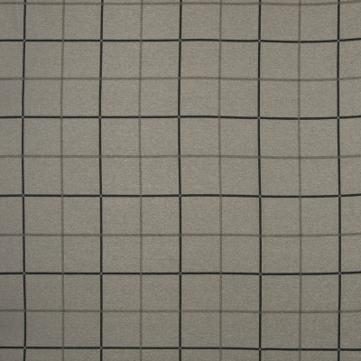 B7839 Charcoal Fabric: E01, WOVEN PLAID, BROWN PLAID, DARK SAND PLAID, WINDOW PLAID, PERFORMANCE FABRICS, REVOLUTION PERFORMANCE FABRICS, REVOLUTION FABRICS, BLEACH CLEANABLE, STAIN RESISTANT