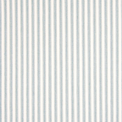 B7853 Seaglass Fabric: E02, LIGHT BLUE STRIPE, TEAL STRIPE, TICKING STRIPE, WOVEN STRIPE, THIN STRIPE, PERFORMANCE FABRICS, REVOLUTION PERFORMANCE FABRICS, REVOLUTION FABRICS, BLEACH CLEANABLE, STAIN RESISTANT