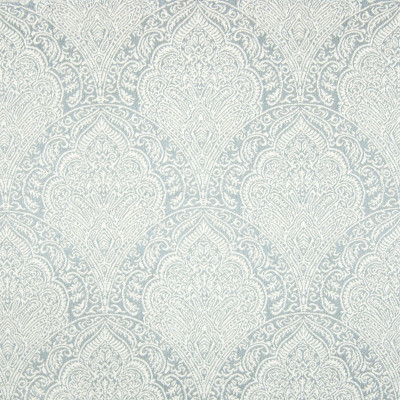B7865 Blue Fabric: E02, MEDALLION, BLUE, BLUE MEDALLION, PERFORMANCE FABRICS, REVOLUTION PERFORMANCE FABRICS, REVOLUTION FABRICS, BLEACH CLEANABLE, STAIN RESISTANT