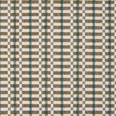 B7866 Aegean Fabric: E02, WOVEN CHECK, CHECKERS, TEAL CHECKED PATTERN, DARK AQUA CHECK, MULTICOLORED CHECK, PERFORMANCE FABRICS, REVOLUTION PERFORMANCE FABRICS, REVOLUTION FABRICS, BLEACH CLEANABLE, STAIN RESISTANT