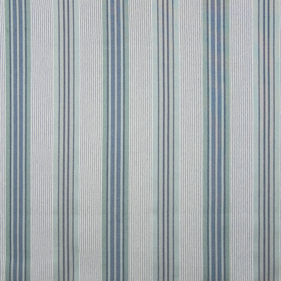 B7868 Powder Fabric: E02, BLUE STRIPE, WOVEN STRIPE, MULTICOLORED BLUE STRIPE, INDIGO STRIPE, NAVY STRIPE, PERFORMANCE FABRICS, REVOLUTION PERFORMANCE FABRICS, REVOLUTION FABRICS, BLEACH CLEANABLE, STAIN RESISTANT