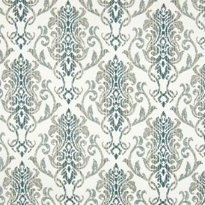 B7873 Festival Fabric: E02, TEAL FLORAL, TEAL SCROLL, LARGE SCALE SCROLL, LARGE SCALE MEDALLION, TEXTURED SCROLL, PERFORMANCE FABRICS, REVOLUTION PERFORMANCE FABRICS, REVOLUTION FABRICS, BLEACH CLEANABLE, STAIN RESISTANT