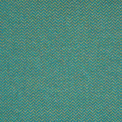 B7877 Caribe Fabric: E02, TEAL CHEVRON, PERFORMANCE FABRICS, REVOLUTION PERFORMANCE FABRICS, REVOLUTION FABRICS, BLEACH CLEANABLE, STAIN RESISTANT, WOVEN