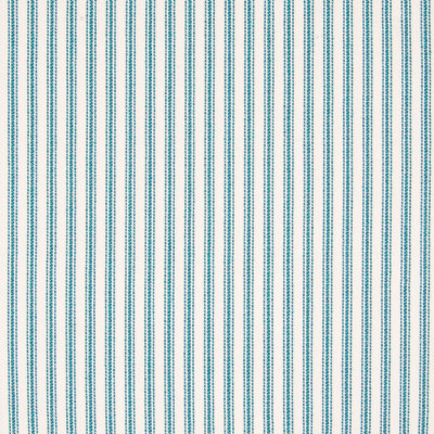 B7878 Surf Fabric: E02, TEAL, STRIPE, PINSTRIPE, TEAL STRIPE, PERFORMANCE FABRICS, REVOLUTION PERFORMANCE FABRICS, REVOLUTION FABRICS, BLEACH CLEANABLE, STAIN RESISTANT, TICKING STRIPE