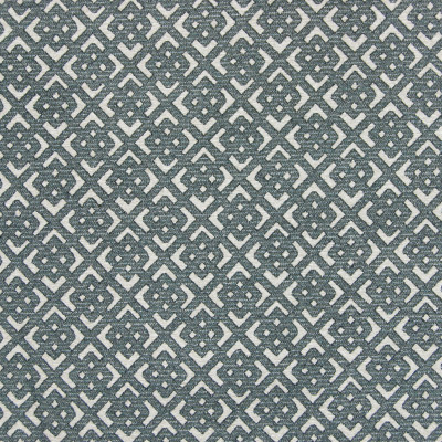 B7900 Flannel Fabric: E02, MID-SCALE, GEOMETRIC, LATTICE, GRAY, BLUE, PERFORMANCE FABRICS, REVOLUTION PERFORMANCE FABRICS, REVOLUTION FABRICS, BLEACH CLEANABLE, STAIN RESISTANT