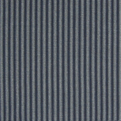 B7901 Navy Fabric: E02, STRIPE, PINSTRIPE, NAVY, NAVY STRIPE, PERFORMANCE FABRICS, REVOLUTION PERFORMANCE FABRICS, REVOLUTION FABRICS, BLEACH CLEANABLE, STAIN RESISTANT, TICKING STRIPE