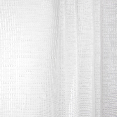B7936 Marble Fabric: E03, INHERENTLY FIRE RETARDANT, IFR, FIRE RESISTANT, STRIPED SHEER, SHIMMERY SHEER, WOVEN STRIPED SHEER