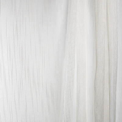 B7963 Sand Fabric: E03, INHERENTLY FIRE RETARDANT, IFR, FIRE RESISTANT, TEXTURE, STRIPE, SHEER, WINDOW, NEUTRAL, SAND