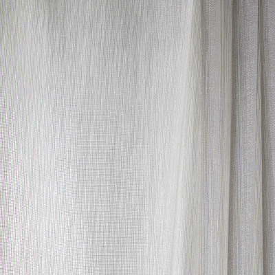 B7982 Marble Fabric: E03, INHERENTLY FIRE RETARDANT, FIRE RESISTANT, IFR, SOLID, METALLIC, GRAY, SILVER, SHEER, WINDOW