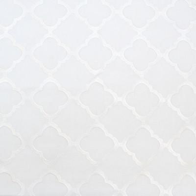 B8004 Ice Fabric: E04, CHAIR SCALED GEOMETRIC, LATTICE GEOMETRIC, OGEE GEOMETRIC, EMBROIDERED OGEE
