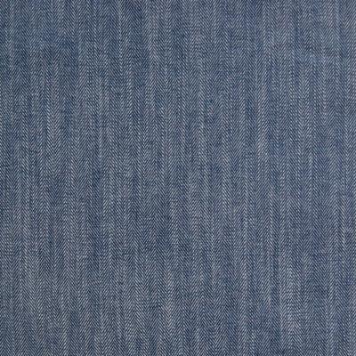 B8105 Ocean Fabric: E10, BLUE HERRINGBONE, HERRINGBONE, WOVEN HERRINGBONE