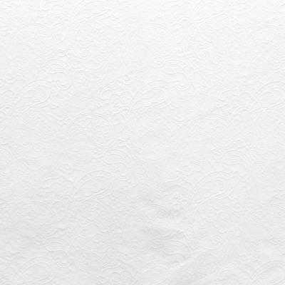 B8125 Ivory Fabric: E06, NEUTRAL SCROLL, IVORY SCROLL MATELASSES, PAISLEY MATELASSES, JACQUARD MATELASSES
