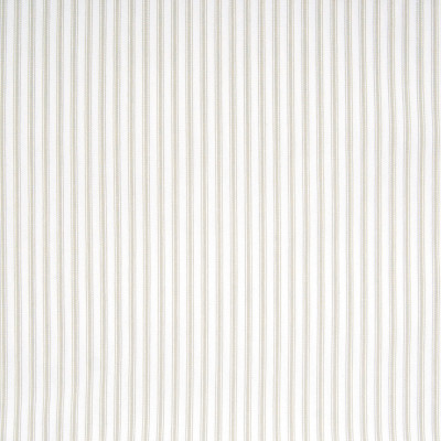 B8133 Linen Fabric: E06, TICKING STRIPE, TICKING, NEUTRAL, NATURAL, LINEN, STRIPE, COTTON, 100% COTTON, COTTON STRIPE