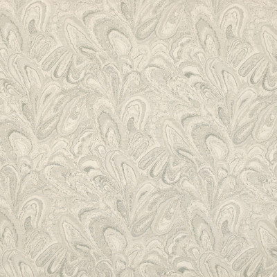 B8136 Nickel Fabric: E06, SEASHELL, CONTEMPORARY JACQUARD, SCALLOP, CONTEMPORARY SCALLOP