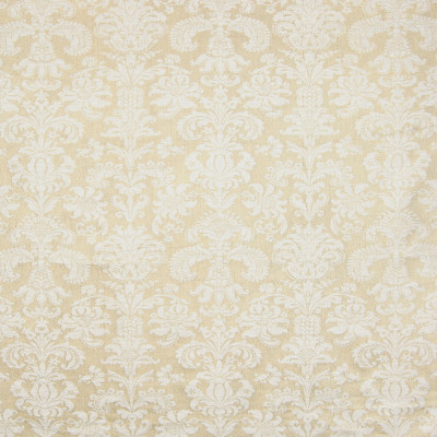 B8148 Gold Dust Fabric: E06, MEDALLION, DAMASK, METALLIC, GOLD