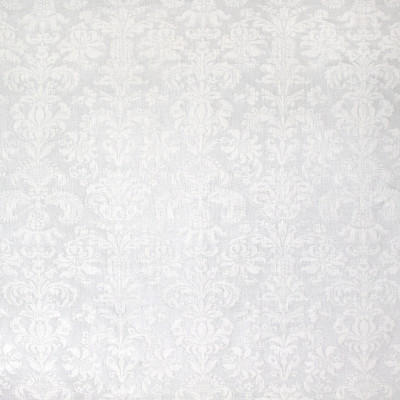 B8162 Alabaster Fabric: E07, LIGHT GRAY DAMASK SCROLL, SHIMMERY DAMASK SCROLL, SHIMMERY SILVER SCROLL, GREY DAMASK