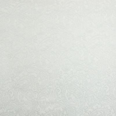 B8168 Oyster Fabric: E07, LIGHT GRAY PAISLEY, LIGHT GREY PAISLEY, DAMASK, PAISLEY DAMASK, SILVER DAMASK, SILVER PAISLEY DAMASK