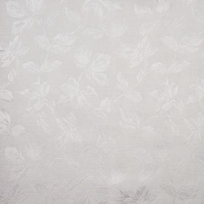 B8173 Silver Fabric: E07, LEAFY DAMASK, LEAF DAMASK, FLORAL DAMASK, SILVER LEAFY DAMASK, LIGHT GRAY FLORAL DAMASK, LIGHT GREY FLORAL DAMASK, FOLIAGE