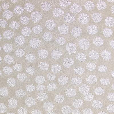 B8184 Silver Fabric: E34, E07, SHIMMERY DOT, METALLIC DOT, GRAY DOT, SILVER GRAY DOT, WOVEN