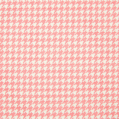 B8232 Coral Fabric: E08, MINI PINK HOUNDSTOOTH, CORAL HOUNDSTOOTH, BRIGHT PINK HOUNDSTOOTH, BRIGHT CORAL HOUNDSTOOTH, WOVEN HOUNDSTOOTH