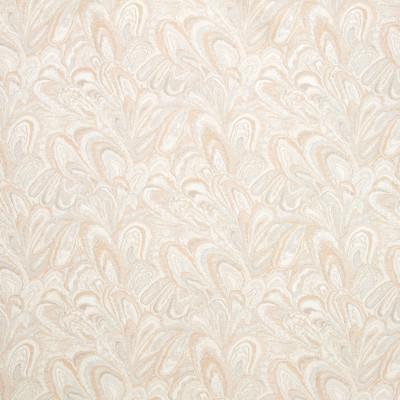 B8235 Rosequartz Fabric: E08, SHELL PATTERN, JACQUARD SHELL, WOVEN SHELL, PINK SHELL, BLUSH SHELL PATTERN
