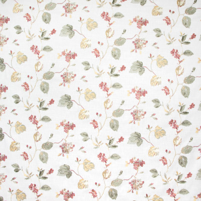 B8242 Garden Fabric: E08, BLUSH FLORAL, BLUSH FLORAL EMBROIDERY, PINK FLORAL EMBROIDERY, ROSY FLORAL EMBROIDERY