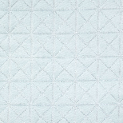 B8270 Aquamarine Fabric: E09, SPA BLUE METALLIC, SPA GEOMETRIC, SPA LATTICE, DIAMOND LATTICE, WOVEN DIAMOND