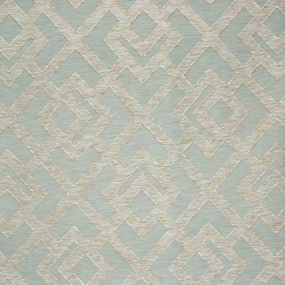 B8289 Aqua Fabric: E09, LARGE SCALE DIAMOND, LARGE SCALE WOVEN GEOMETRIC, LARGE SCALE LATTICE DAMASK, BLUE DAMASK, SPA BLUE DAMASK, LIGHT BLUE DAMASK