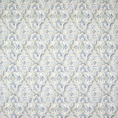 B8293 Icelandic Fabric: E09, LARGE SCALE MEDALLION, CARPET MEDALLION INSPIRED PRINT, COTTON PRINT, GLOBALLY INSPIRED PRINT