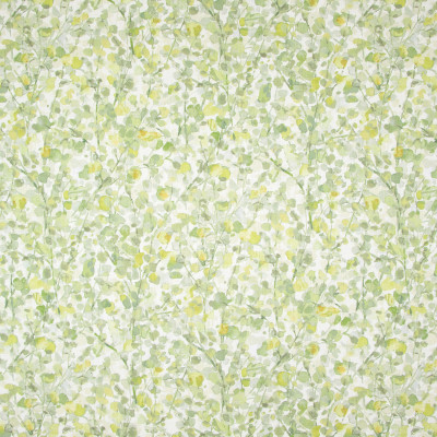 B8303 Pistachio Fabric: E09, GREEN FLORAL PRINT, WATERCOLOR FLORAL PRINT, COTTON PRINT, SAGE GREEN PRINT, PAINTERLY LOOK