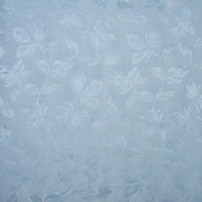 B8322 Harbor Fabric: E10, BLUE DAMASK, MEDIUM BLUE DAMASK, LEAVES, LEAF PATTERN, FLORAL PATTERN, FLORAL DAMASK, HARBOR, PORCELAIN, FOLIAGE