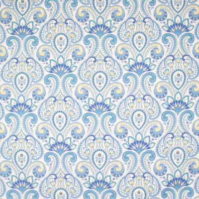B8323 Provence Fabric: E10, FLORAL PRINT, BLUE FLORAL PRINT, SKY BLUE FLORAL PRINT, MEDIUM BLUE FLORAL PRINT, SCROLL PRINT, SCROLL PATTERN
