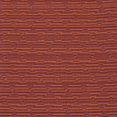 B8411 Fire Fabric: E13, RECYCLED POLYESTER, CONTRACT FABRIC, COMMERCIAL FABRIC, CHURCH FABRIC, OFFICE CHAIR FABRIC, OFFICE FABRIC, RED DIAMOND, RED CHAIR SCALE DIAMOND, RED GEOMETRIC, STRIE GEOMETRIC, STAIN REPELLENT FINISH, WOVEN