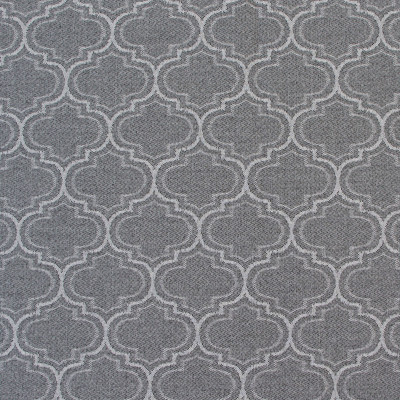 B8440 Onyx Fabric: E13, RECYCLED POLYESTER, CONTRACT FABRIC, COMMERCIAL FABRIC, CHURCH FABRIC, OFFICE CHAIR FABRIC, OFFICE FABRIC, BLACK GEOMETRIC, BLACK OGEE, ONYX OGEE, BLACK LATTICE, ONYX LATTICE,WOVEN