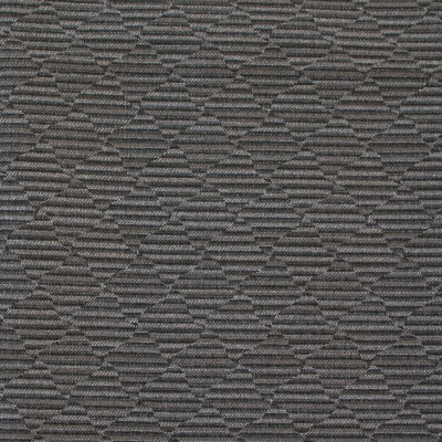 B8443 Smoke Fabric: E13, RECYCLED POLYESTER, CONTRACT FABRIC, COMMERCIAL FABRIC, CHURCH FABRIC, OFFICE CHAIR FABRIC, OFFICE FABRIC, BLACK DIAMOND, BLACK GEOMETRIC, CHAIR SCALE DIAMOND, CHAIR SCALE GEOMETRIC, ONYX DIAMOND, WOVEN