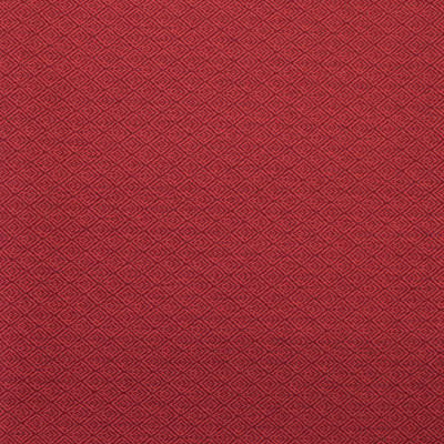 B8446 Passion Fabric: E13, RECYCLED POLYESTER, CONTRACT FABRIC, COMMERCIAL FABRIC, CHURCH FABRIC, OFFICE CHAIR FABRIC, OFFICE FABRIC, RED DIAMOND, DARK RED DIAMOND, SMALL SCALE DIAMOND, SMALL SCALE GEOMETRIC, MULTICOLORED DIAMOND,WOVEN