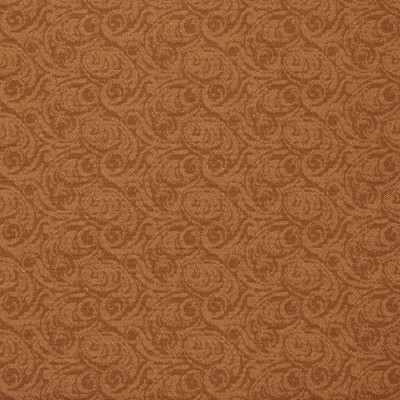 B8458 Sunny Fabric: E13, RECYCLED POLYESTER, CONTRACT FABRIC, COMMERCIAL FABRIC, CHURCH FABRIC, OFFICE CHAIR FABRIC, OFFICE FABRIC, ORANGE SCROLL, TANGERINE SCROLL, SMALL SCALE SCROLL, TONE ON TONE SCROLL, WOVEN