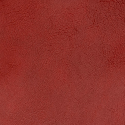 B8705 Cinder Fabric: L12, RED LEATHER HIDE, RED LEATHER, RED HIDE, BRIGHT RED LEATHER, LIPSTICK RED