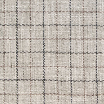 B9160 Pearl Grey Fabric: E25, GRAY CHECK, GREY WOVEN, GREY CHECKER, GRAY CHECKERS, GRAY PLAID, GREY PLAID