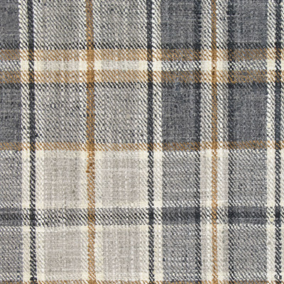 B9193 Charcoal Fabric: E25, WOVEN PLAID, CHECK PLAID, NEUTRAL PLAID, BLACK PLAID, GRAY PLAID, MULTICOLORED PLAID, MULTICOLORED CHECK