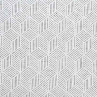 B9224 Silver Fabric: E26, GRAY DIAMOND TEXTURE, GREY DIAMOND TEXTURE, LARGE SCALE DIAMOND EMBROIDERY, GEOMETRIC EMBROIDERY