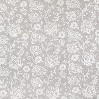 B9227 Sand Fabric: E26, FLORAL EMBROIDERY, NEUTRAL EMBROIDERY, SAND EMBROIDERY, LARGE SCALE EMBROIDERY