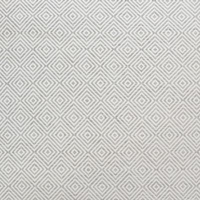 B9228 Silver Fabric: E26, SMALL SCALE DIAMOND, SMALL SCALE GEOMETRIC, WOVEN DIAMOND, SOLID DIAMOND, CHAIR SCALE DIAMOND