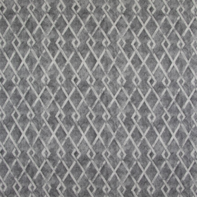 B9236 Steel Fabric: E26, GRAY GEOMETRIC PRINT, GREY GEOMETRIC PRINT, GRAY COTTON PRINT, GREY COTTON PRINT, DIAMOND PRINT, CHAIR SCALE DIAMOND PRINT
