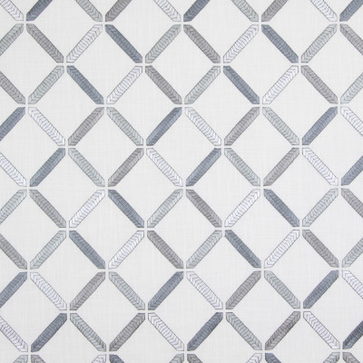 B9239 Seagull Fabric: E26, DIAMOND EMBROIDERY, SILVER EMBROIDERY, PEWTER EMBROIDERY, GEOMETRIC EMBROIDERY, SLATE EMBROIDERY