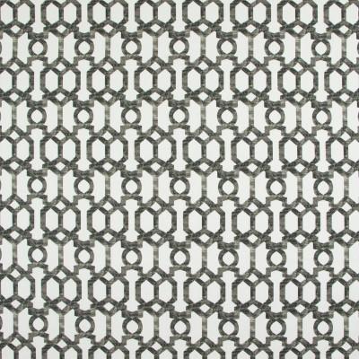 B9247 Noir Fabric: E26, COTTON DUCK PRINT, GRAY DIAMOND, GREY DIAMOND, GREY LATTICE, GRAY LATTICE PRINT, COTTON PRINT