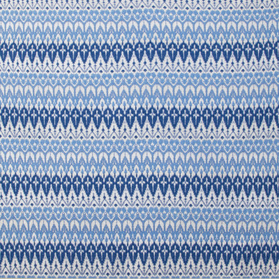 B9310 Blue Fabric: E28, BLUE CHENILLE, SMALL SCALE CHENILLE, GEOMETRIC CHENILLE, BLUE AND WHITE CHENILLE