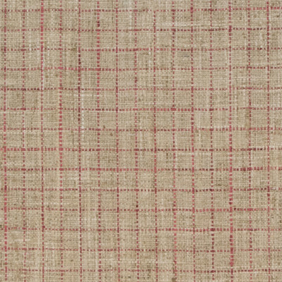 B9371 Red Pepper Fabric: E29, WOVEN CHECK, RED CHECK, SMALL SCALE CHECK, CHAIR SCALE CHECK