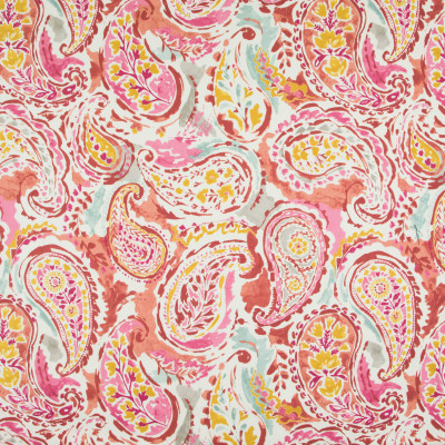 B9379 Rose Fabric: E29, PINK COTTON PRINT, LARGE SCALE PINK PRINT, BLUSH, ROSE, COTTON PRINT