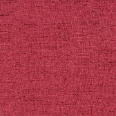 B9386 Geranium Fabric: E29, RED WOVEN, SOLID TEXTURE, SHIMMERY TEXTURE,